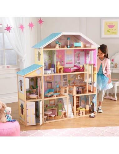 Maison de poupée,Maison de poupée Majestic Mansion