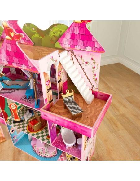Maison de poupée,Maison de poupée: Manoir Conte de fées