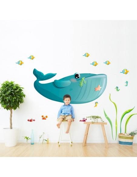 Stickers de la Mer,Sticker mer: Algues