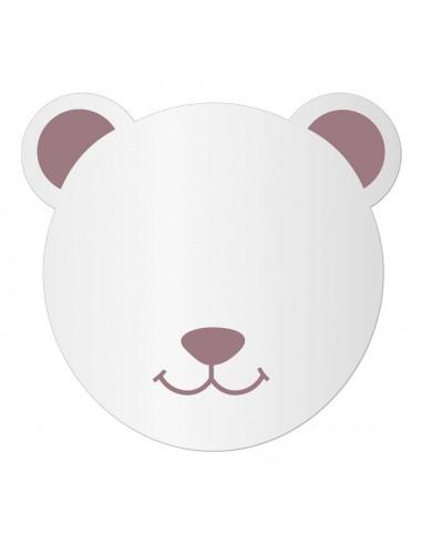 Miroir enfant,Miroir enfant: Tête Ours