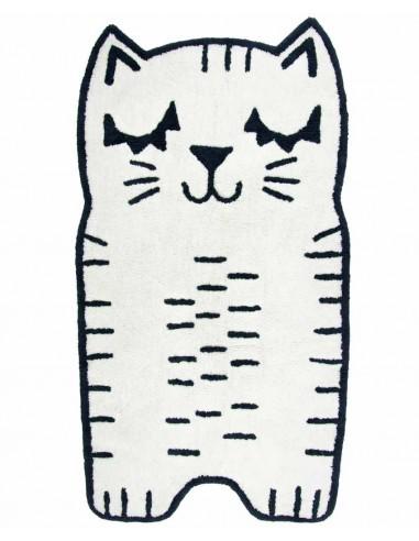 Tapis animaux,Tapis Enfant: Chat Charlie
