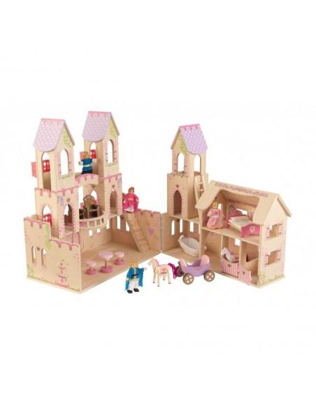 Maison de poupée,Château de princesse