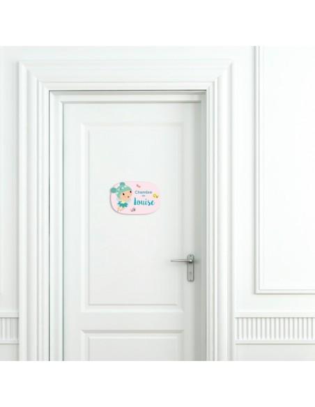 Plaques de porte,Plaque personnalisée: Fée