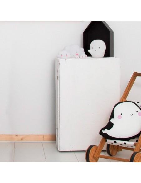 Veilleuses Enfant et Bébé,Veilleuse enfant: Fantôme Blanc