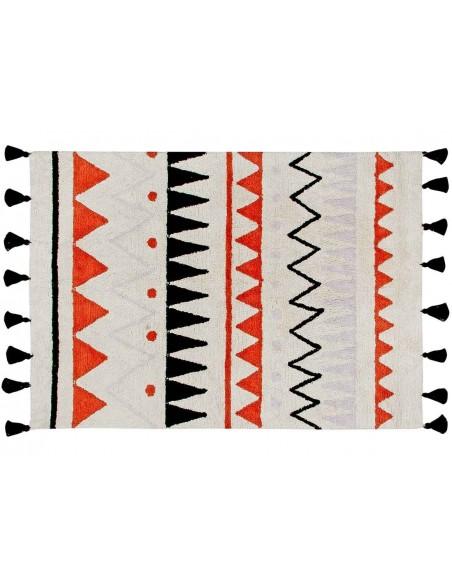 Tapis Lavables,Tapis Enfant: Azteca Vintage
