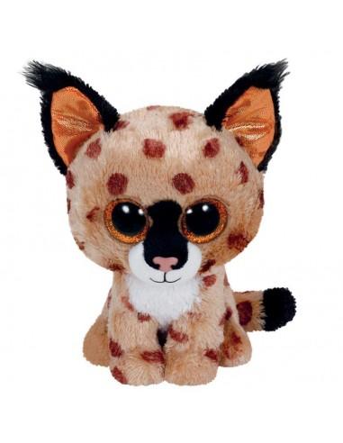 Doudous et peluches,Beanie Boo: Buckwheat le Lynx
