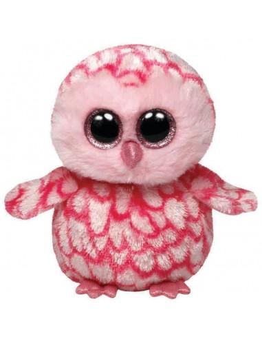Doudous et peluches,Beanie Boo: Pinky la Chouette