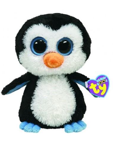 Doudous et peluches,Beanie Boo: Waddles le Pingouin
