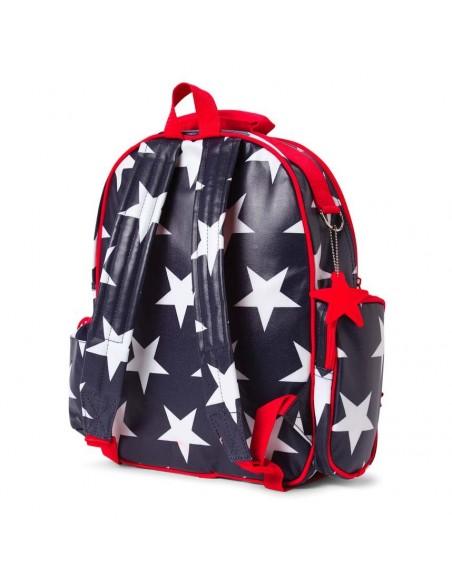 Sacs enfant,Sac à Dos Penny Scallan: Navy Star Large