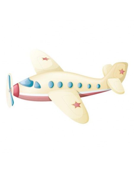 Stickers Voiture & Transports,Sticker Avion de Grande Ligne