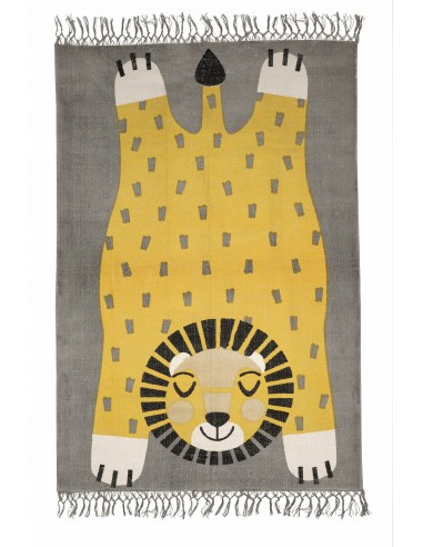 Tapis animaux,Tapis Enfant: Lion Baba
