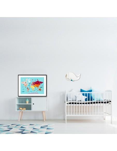 Miroir enfant,Miroir Enfant: Baleine