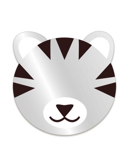 Miroir enfant,Miroir Enfant: Tigre Gris