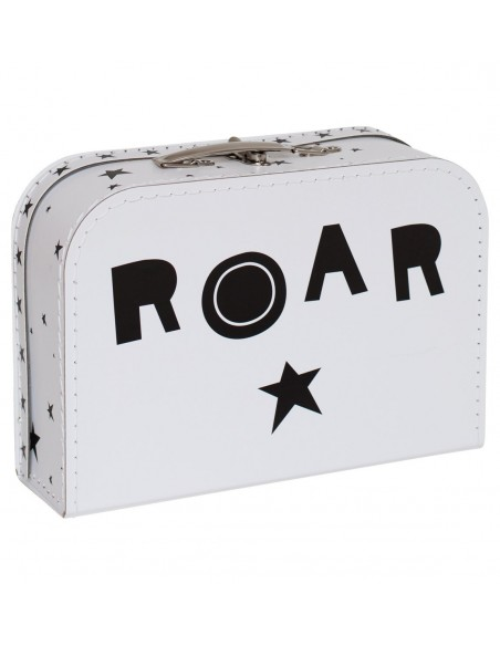 Boîtes & Paniers de rangement,Valise Lion Blanc