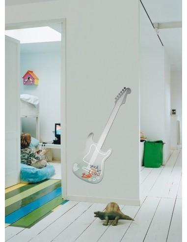 Expédition J+1,Miroir guitare