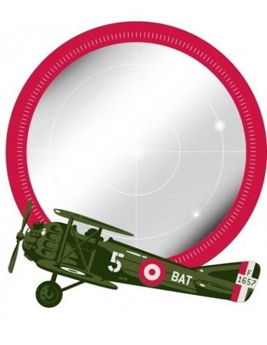 Expédition J+1,Miroir Pilote