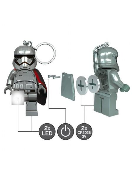 Tous nos produits,Porte-Clés Star Wars: Capitaine Phasma