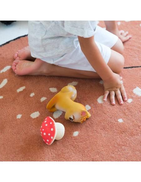 Tapis animaux,Tapis Enfant: Bella la Biche