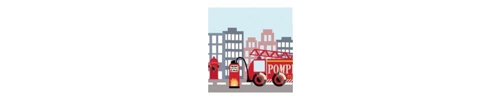 Chambre Pompiers