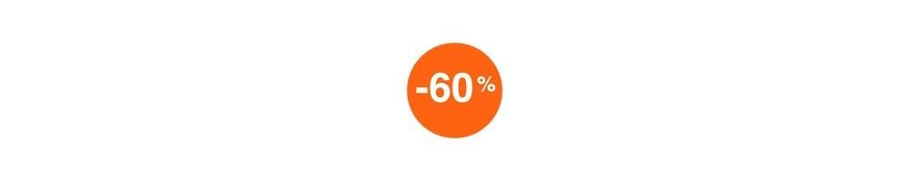 60% -70%