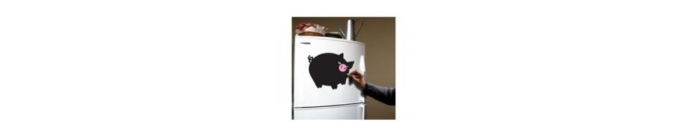 stickers magnet ardoise. Black Bedroom Furniture Sets. Home Design Ideas
