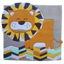 tapis lion